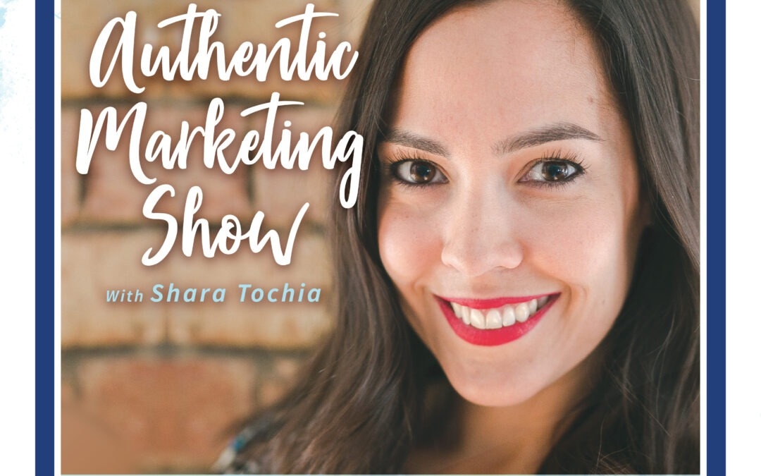 {Podcast} Shara Tochia on growing a multimedia brand