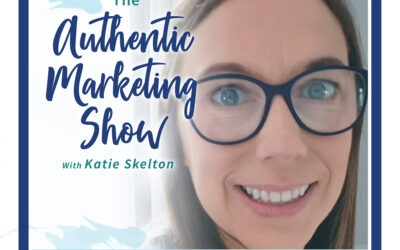 {Podcast} How to write authentic, ethical copy to sell your wellness business – with Katie Skelton