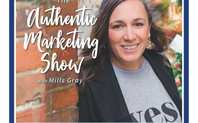 {Podcast} How to supercharge your self belief – with Mills Gray